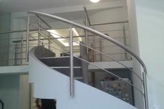rozsdamentes_inox_csiga_lépcső_korlát-1